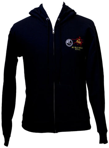 Niu Valley Lancer Zip Hoodie *Discontinued*