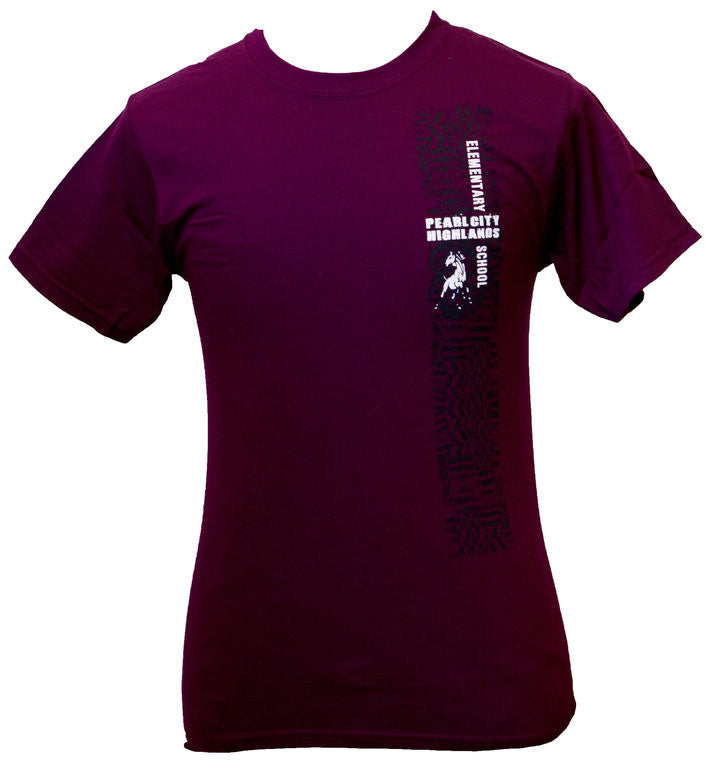 Pearl City Highlands El Tribal T-Shirt