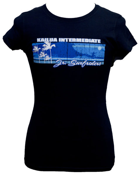 Kailua Inter Surfer Band Jr. Tee