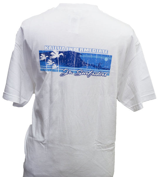 Kailua Inter Surfer Band T-Shirt