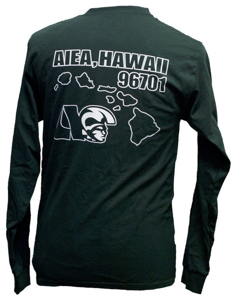 Aiea High Tribal T-Shirt L/S
