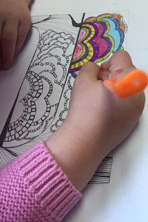 Children's Saturday Art Class : Every Month