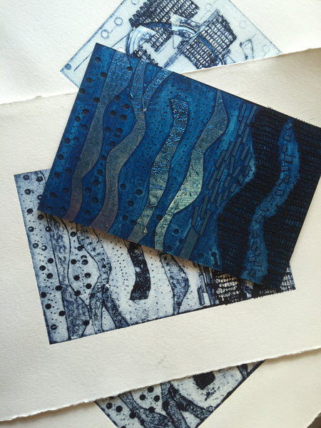 Printmaking Children's Summer Class : July 29