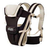 4-IN-1 ERGONOMIC BABY CARRIER