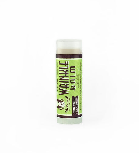 Natural Dog Company travel sized Wrinkle Balm stick 4.5ml