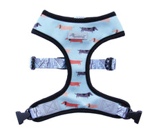 Moo and Twig Reversible TWO-FACED HARNESS - Snag Pack (Mint) + Snag Pack (Midnight)