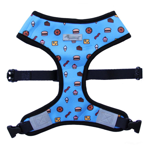 Moo and Twig Reversible TWO-FACED HARNESS - Faileo + Eat Clean