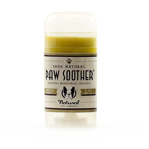 Natural Dog Company Paw Soother stick full size
