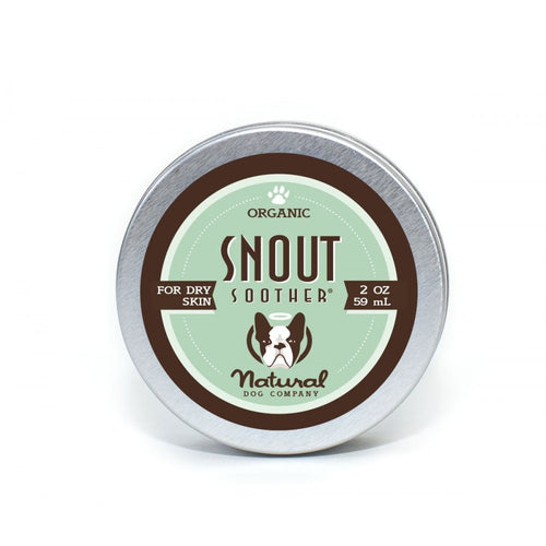 Natural Dog Company - Snout Soother tin - full size