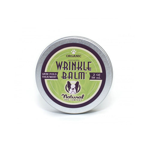 Natural Dog Company - Wrinkle Balm tin - full size