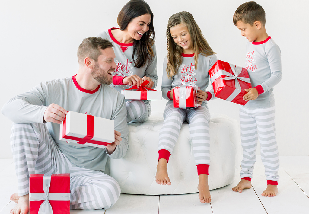 Holiday Pajama Gift Guide 2020