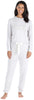 bSoft Women's Longsleeve Top and Pant Pajamas