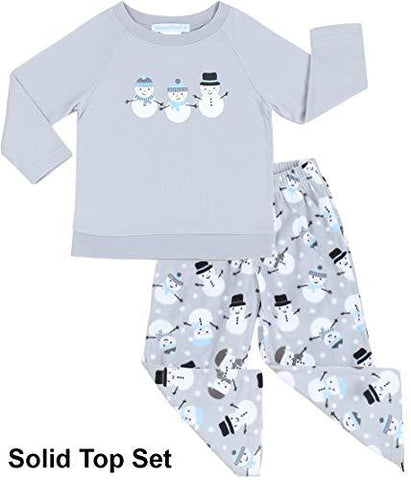 SleepytimePjs Holiday Infants and Kids Pajama Sets