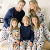 SleepytimePjs Holiday Family Matching Hot Cocoa Pajamas for The Family
