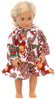"SleepytimePjs Christmas Flannel Nightgowns for 18"" Dolls"