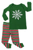 SleepytimePjs Christmas Stripes Family Matching Pajamas for the Family in Infant