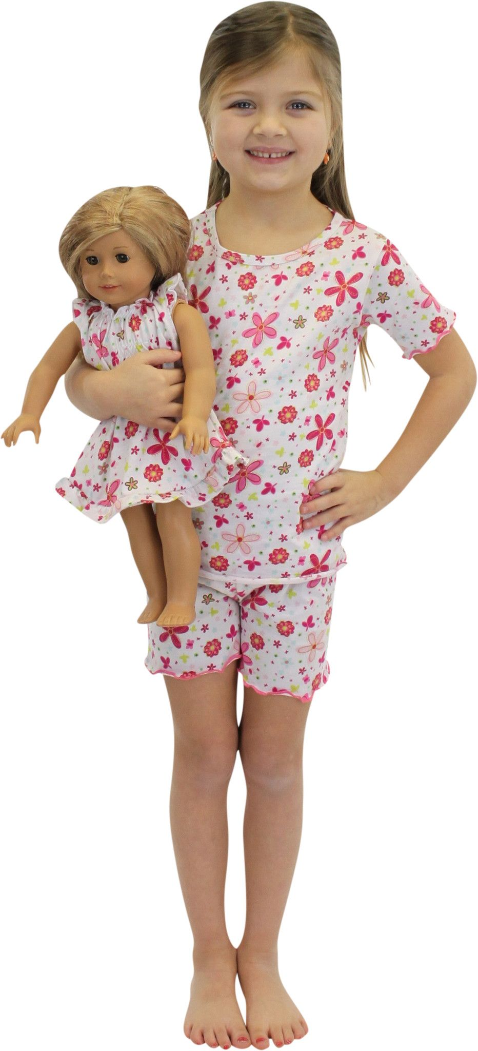Pajamas for Kids. Want the most adorable sleepwear for your little one? Check out pajamas for kids in comfortable fabrics featuring the cutest designs and color combinations. Discover one- and two-piece sets with bold patterns and whimsical graphics. Or choose outfits with popular cartoon, comic book and movie characters on the front.
