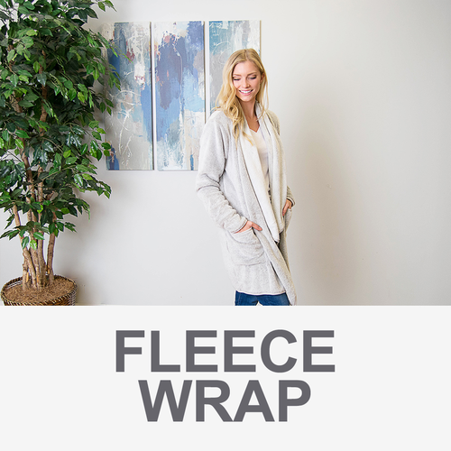 Fleece Wrap