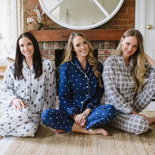 Flannel <br>Pajamas