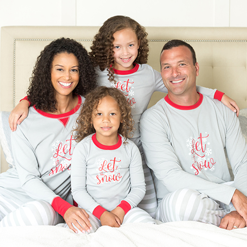 FAMILY MATCHING <br>Pajamas