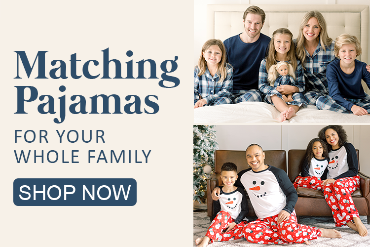 Family Matching Pajamas For Your Whole Family