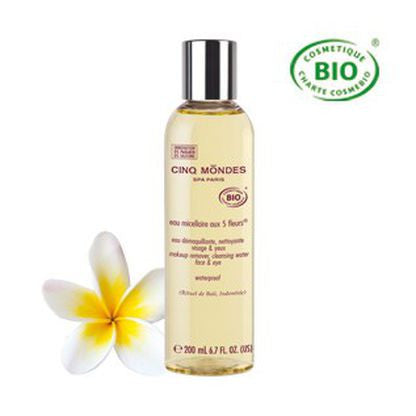 Five Flowers Miscellar Cleansing water