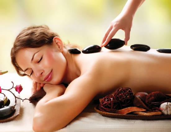 Hot Stone Massage - 120 min (2hr)