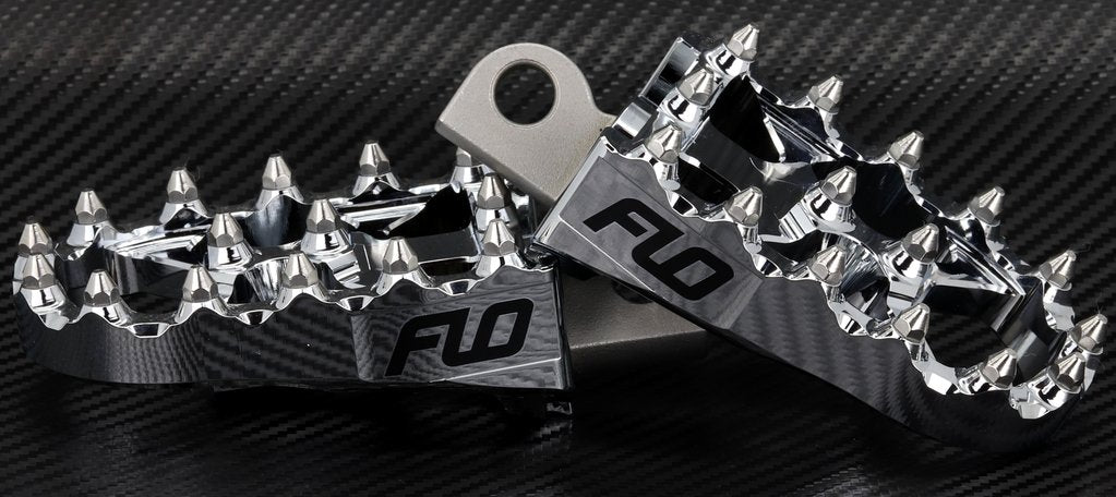 Make sure to check out our Chrome Foot Pegs!