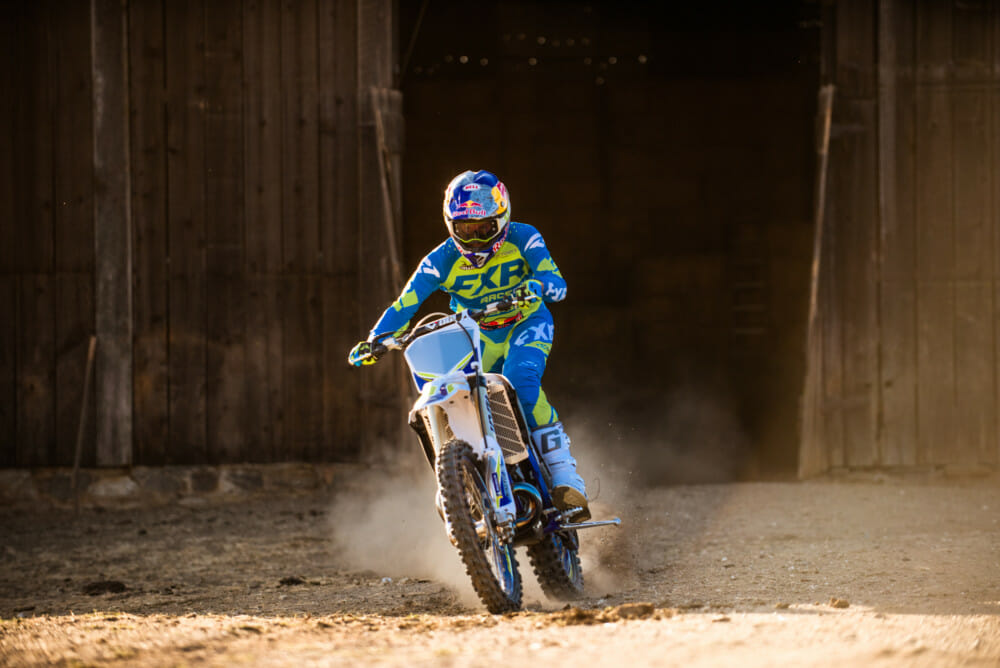Flo Motorsports Sponsoring Sherco Team ~ Cody Webb Joins FactoryONE Sherco Team!