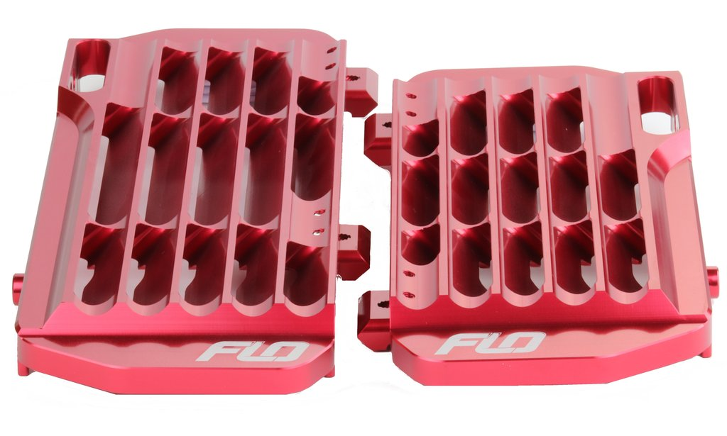 Now Introducing High Flow Radiator Guards for Honda Models!
