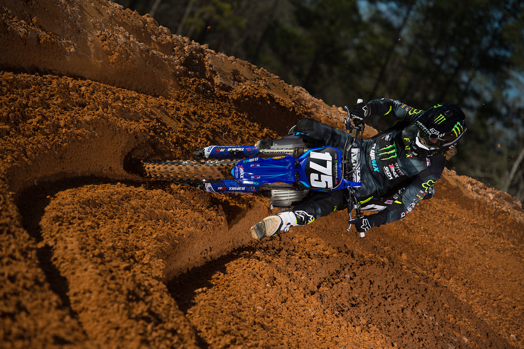 Flo Motorsports Backed Rider Josh Hill