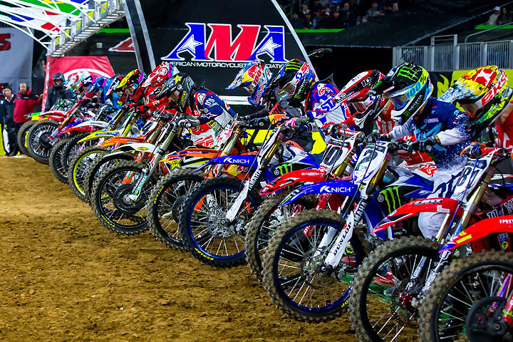 Flo Motorsports | 2019 250 East/West SX Teams Announced!