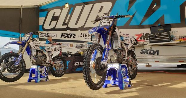 Backed Riders Josh Hill, Joey Crown and Enzo Lopes finish top 10 at Arlington Texas Triple Crown