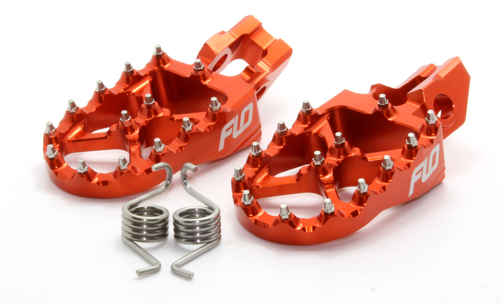 New KTM Foot Pegs Are Here