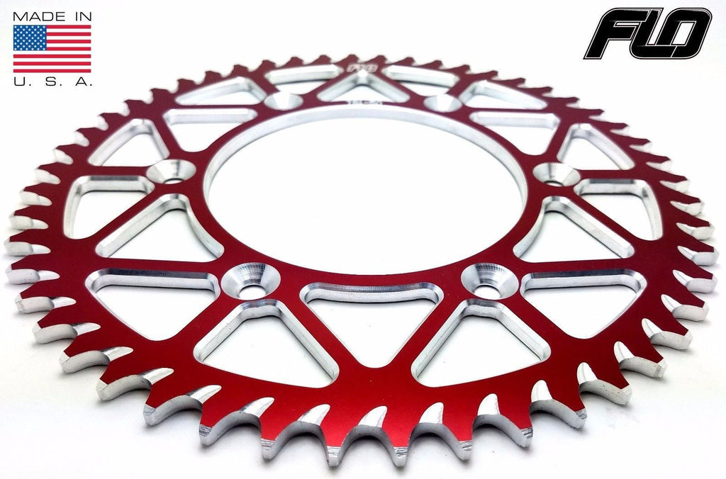 Flo Motorsports Rear Sprockets