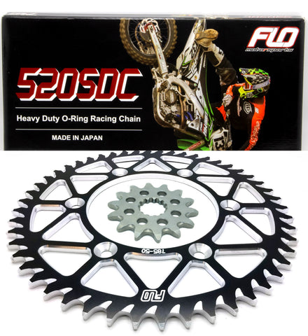 CHAIN & SPROCKETS KITS