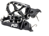 KTM  FOOT PEGS 125 - 525 ALL MODELS 98 - 2015