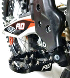 2016 - 2018 KTM  FOOT PEGS  FOOTPEGS Flo Motorsports