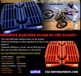 KTM Radiator Guards / Braces 2001-2007 Flo Motorsports