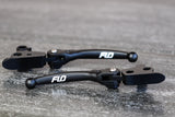 HARLEY TOURING MODELS MX STYLE LEVERS 17 - 20