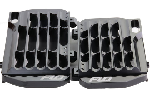 HONDA CRF250R & RX CRF450R & RX Radiator Guards /  Brace