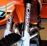 HUSQVARNA Radiator Guards / Brace