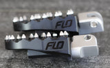 Indian FTR 1200  MX Style Foot Pegs