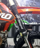 FLO 360 UPPER FORK GUARD