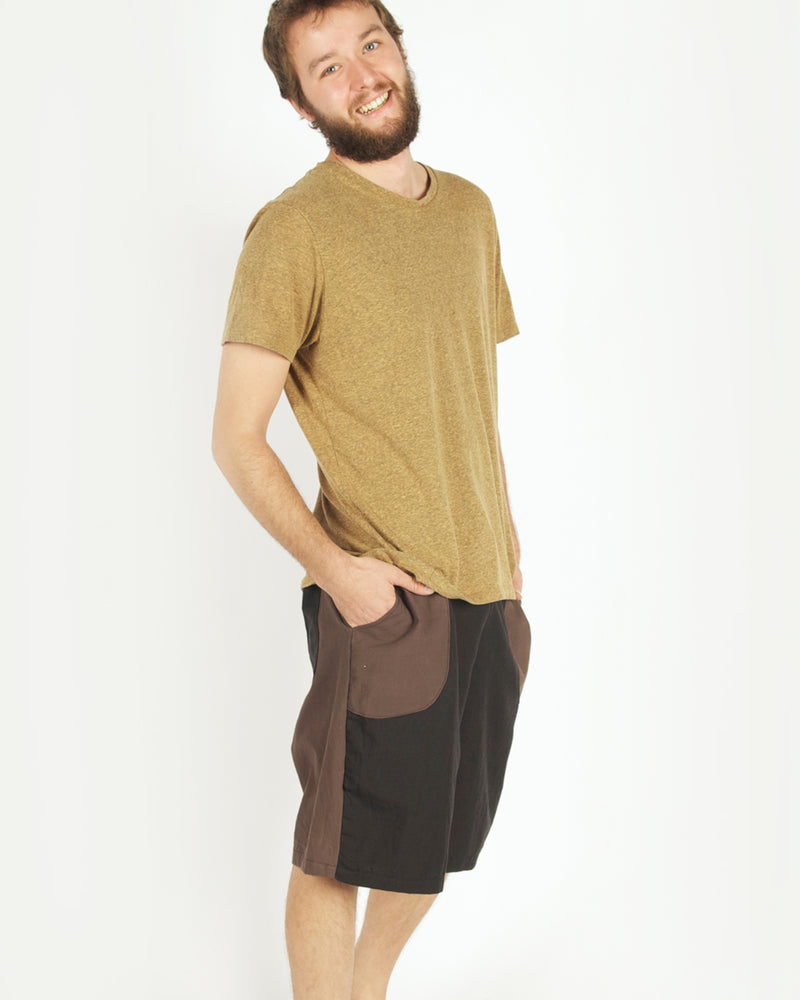 Two-Tone Men's Shorts