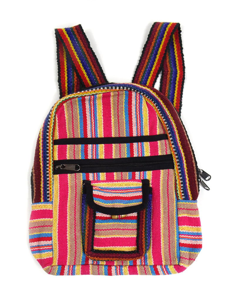 Cotton Backpack