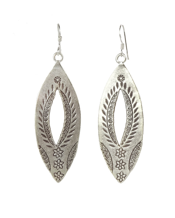 Sacred Portal Tribal Earrings