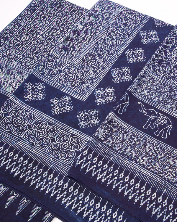 Hmong Batik Tablecloth