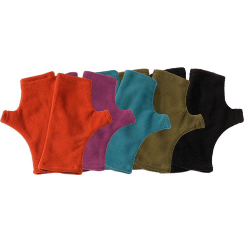 Fleece Fingerless Glove