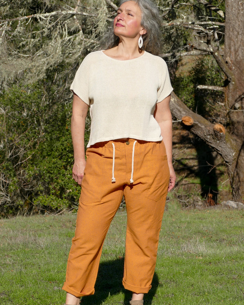 Cotton Castaway Pants